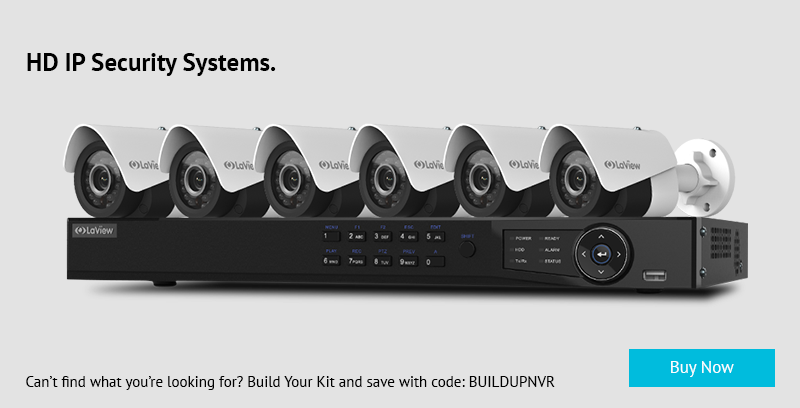 HD IP Security Systems