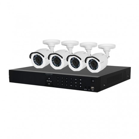[Upgrade to HD] 1080P Full HD DVR Security System with 1TB Hard Drive