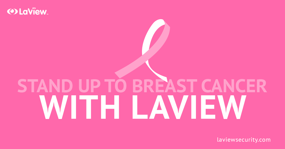 LaView Pledges $10 per Kit to National Breast Cancer Foundation