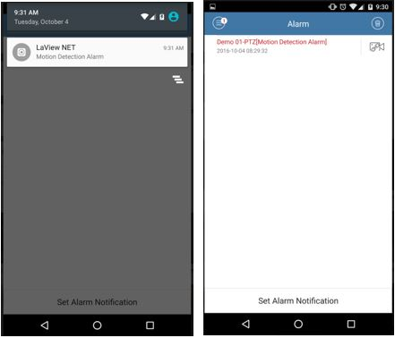 Up Application Push Notifications Set Laview On Do I My How Net