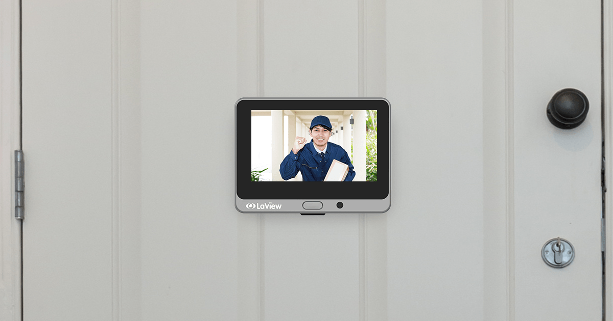 Peephole Camera - Find Your Perfect Doorbell CameraLaView