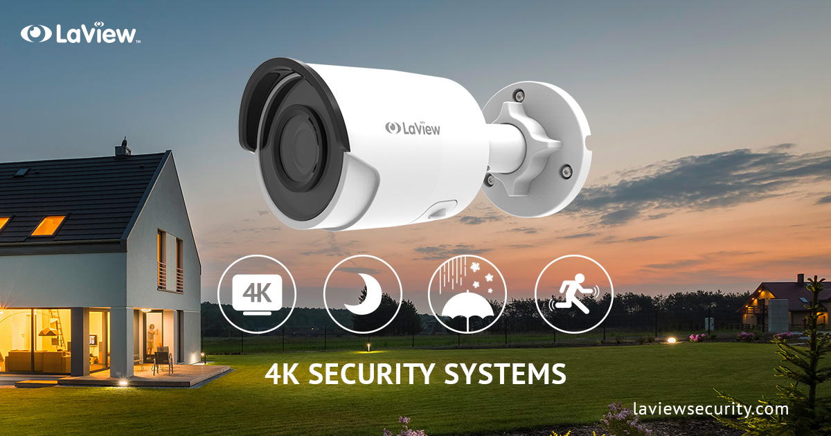Buyer's Guide to 4K Security Camera Systems