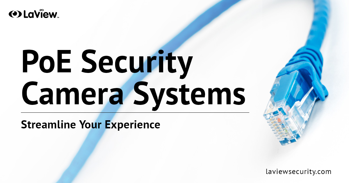 PoE Security Camera System – Simplified Network Surveillance