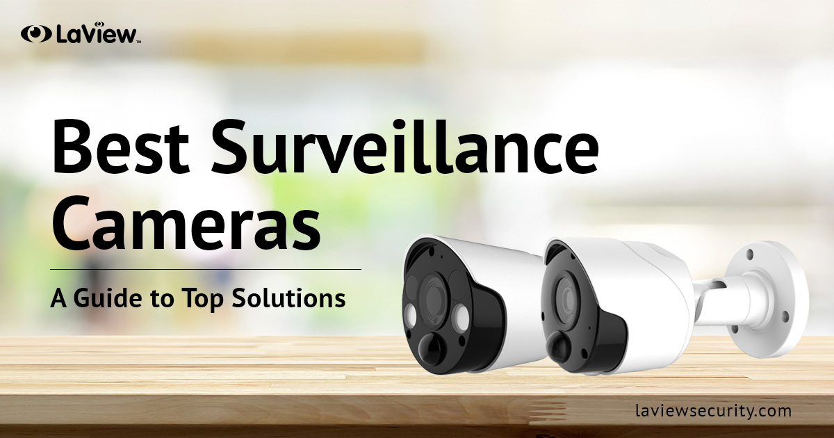 Surveillance Camera Security Systems – Get Full Scale Coverage
