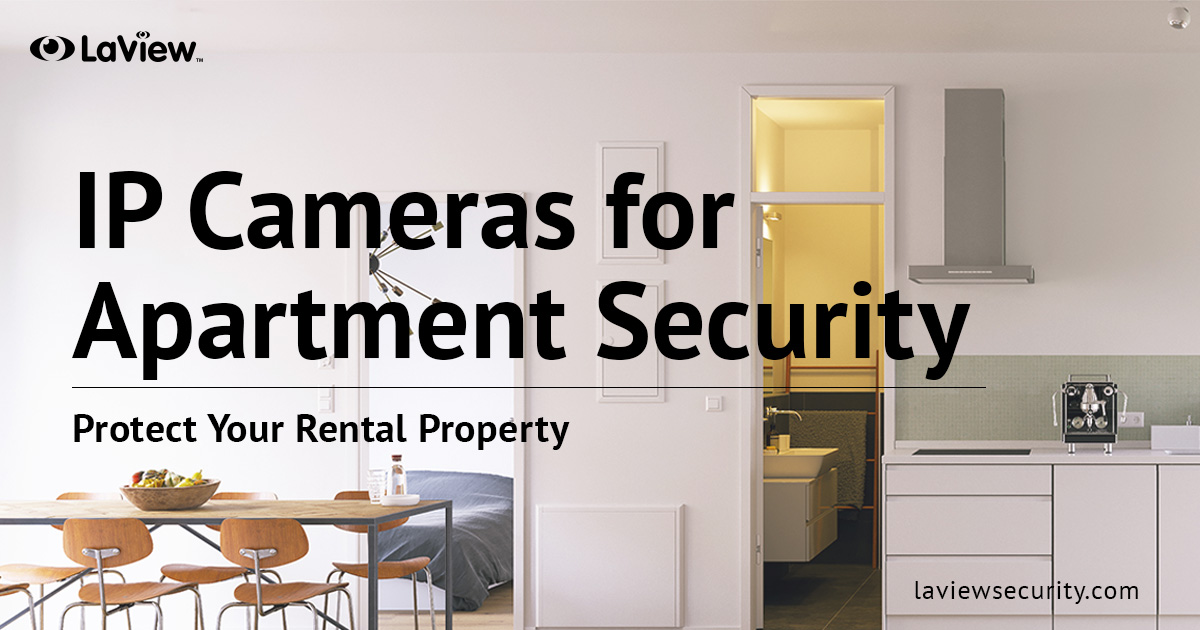 IP Security Cameras – Improve Apartment Security