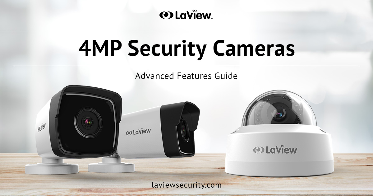 HD 4MP Security Cameras – Find the Best HD Resolution