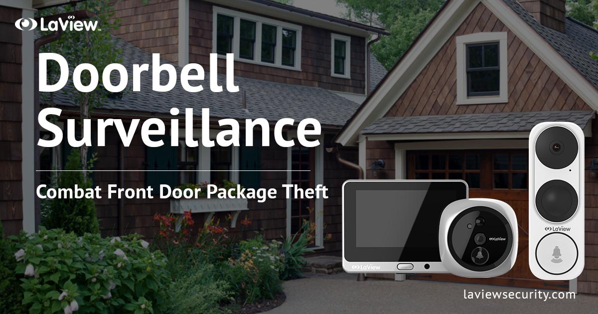 Doorbell Camera – Combat Front Door Package Theft