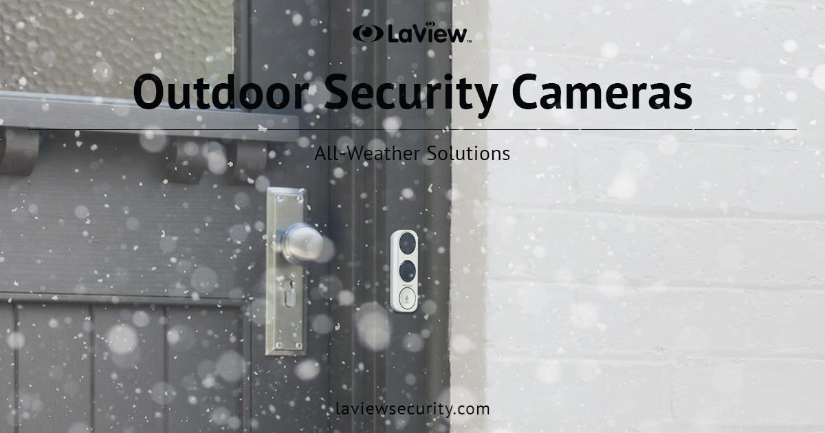 Outdoor Security Cameras – Explore All-Weather Surveillance Solutions