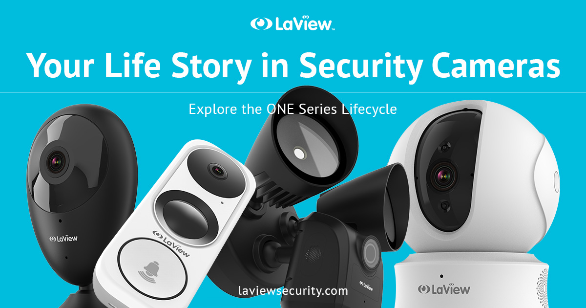 Your Life Story in Security Cameras – Explore the ONE Series Lifecycle