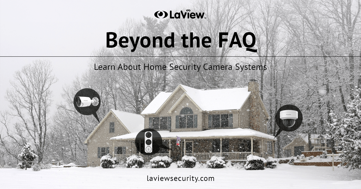 Learn About Home Security Camera Systems
