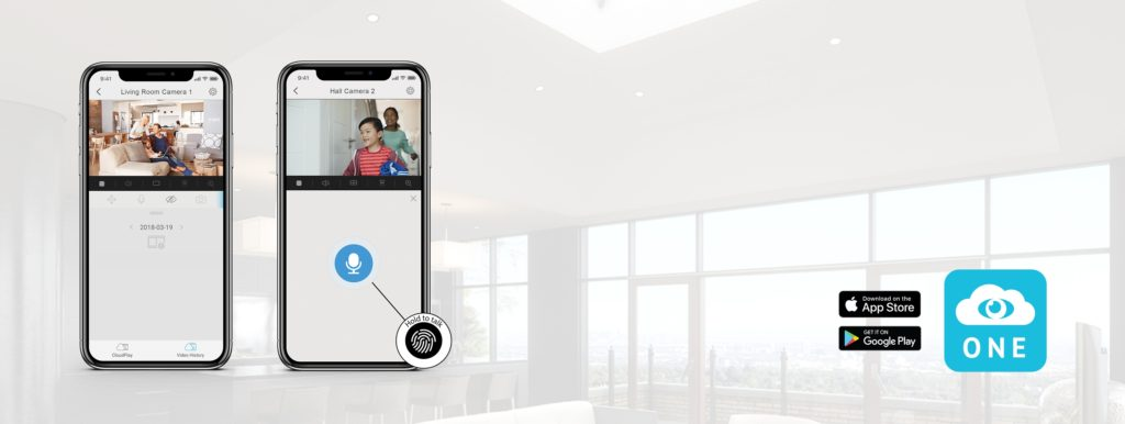 P2P Camera - What is P2P and How Does It WorkLaView