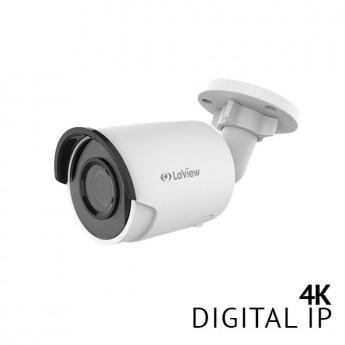4K UltraHD Bullet Smart IP Surveillance Camera