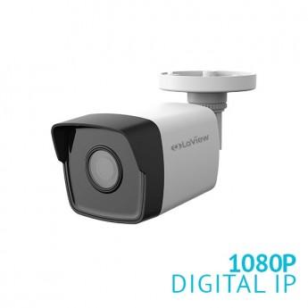Single 1080P HD IP Bullet Camera