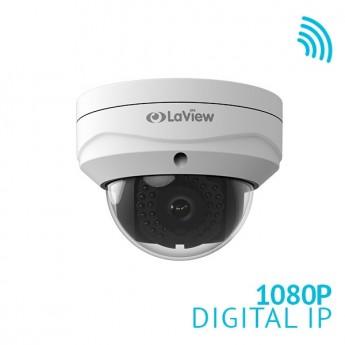 1080P HD WiFi IP Dome Camera