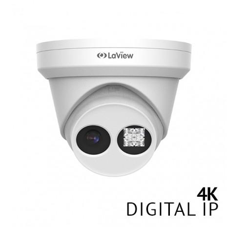 4K IP Dome Camera