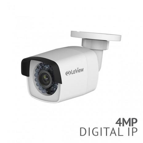 Single 4MP Bullet IP Camera