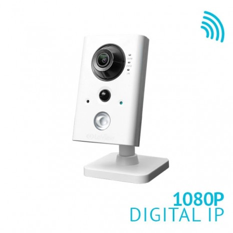 Single 1080P HD IP Indoor WIFI Camera