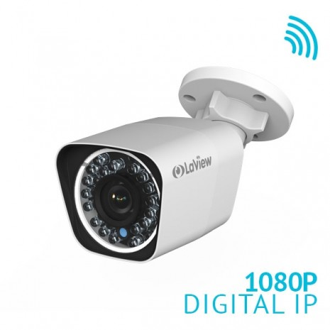 1080P WiFi IP Bullet Security Camera