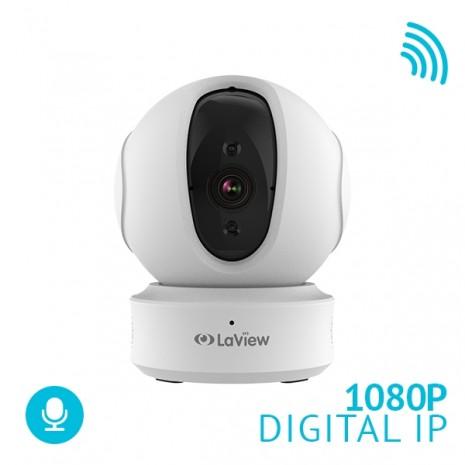 ONE PT 1080P Indoor Pan-Tilt Camera