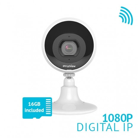 1080P IP Outdoor Audio Camera