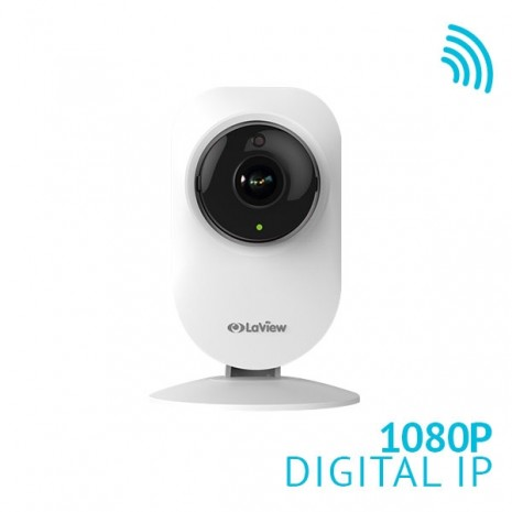 1080P WiFi 185° Ultra-Wide Angle Security Camera