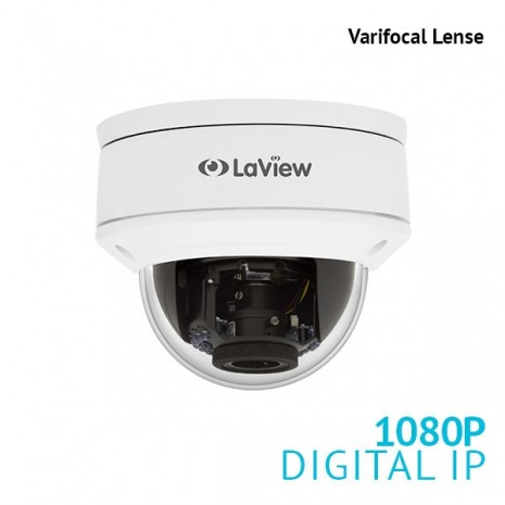 1080P Varifocal Dome Camera